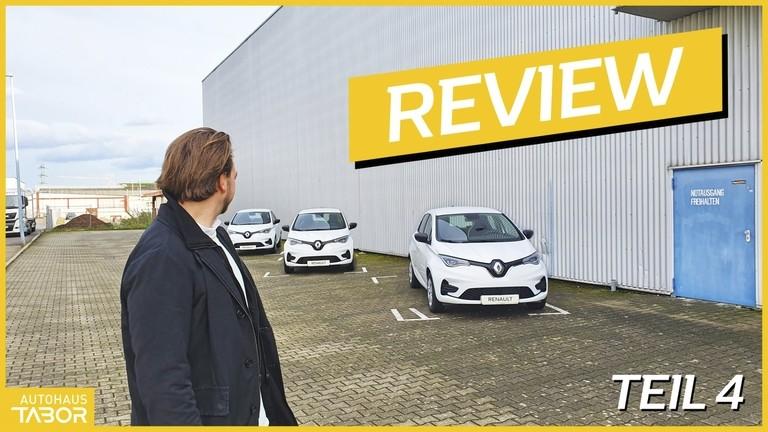 Renault Zoe Vorstellung Teil 4