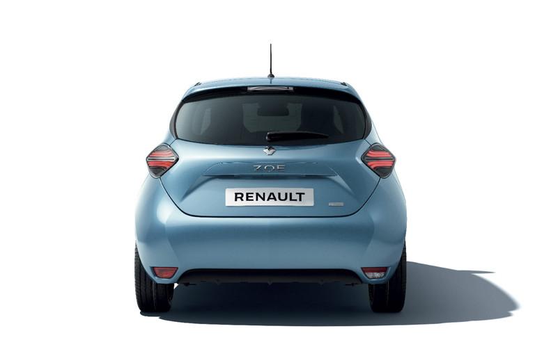 Neuer Renault Zoe 2020