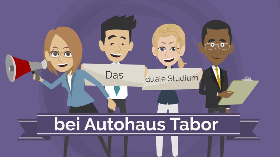 Studium bei Tabor