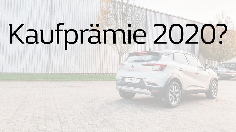 Renault mit Titel zur Abwrackprämie