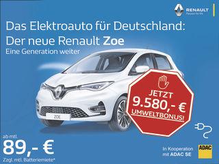 Aktion:Renault Zoe Elektroschock (ADAC)