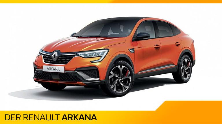 Der neue Renault Arkana 2021
