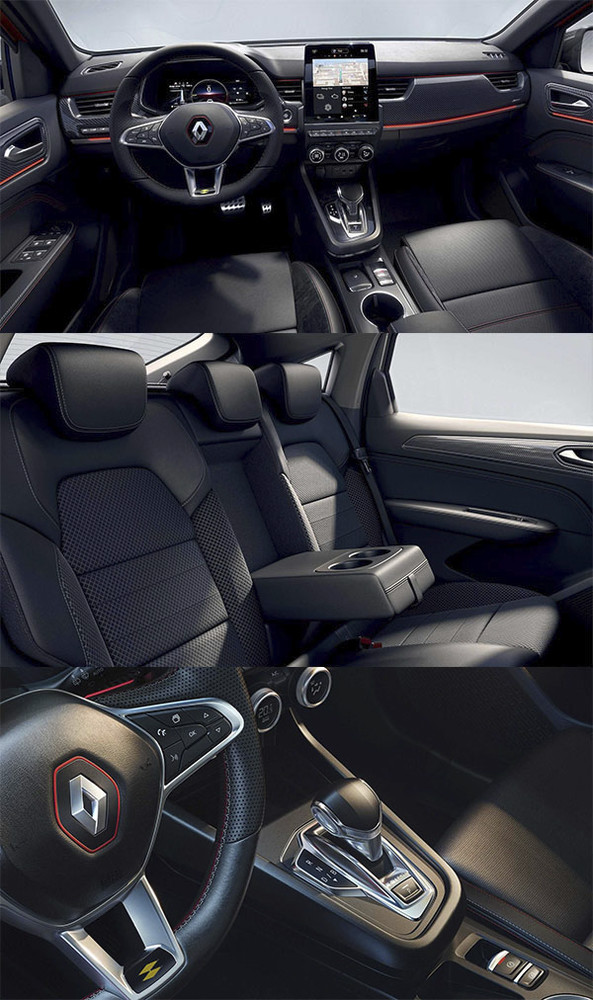 Renault Arkana Interieur