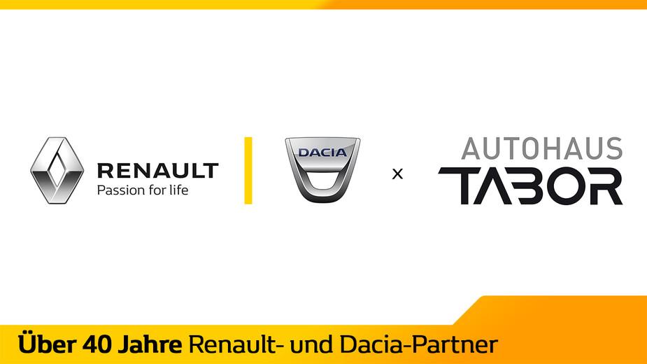 Autohaus Tabor als Renault- und Dacia Partner