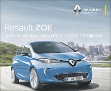 Aktion:Renault Zoe Elektroschock
