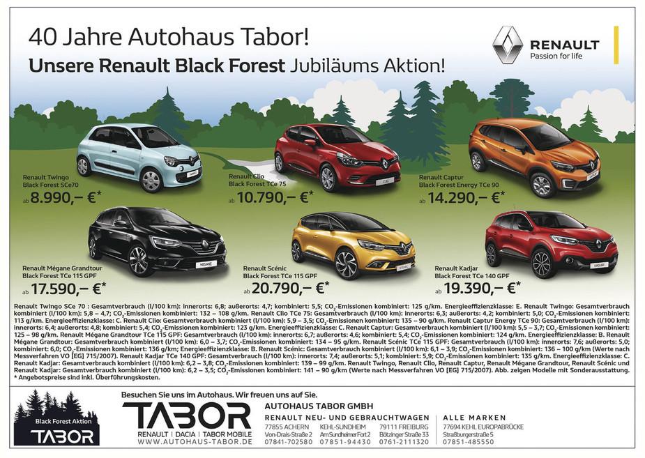 Angebote für Renault Fahrzeuge