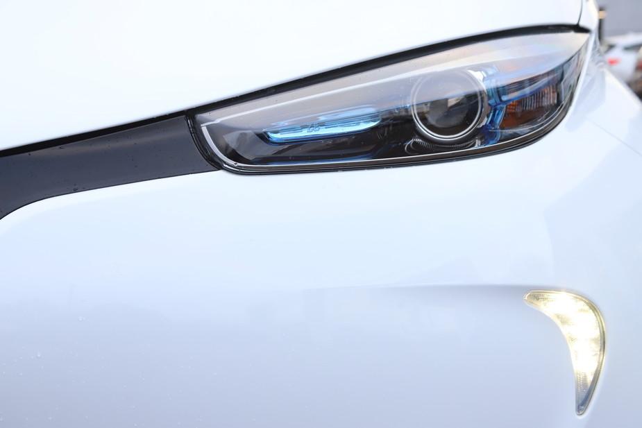 Renault ZOE Scheinwerfer 2018