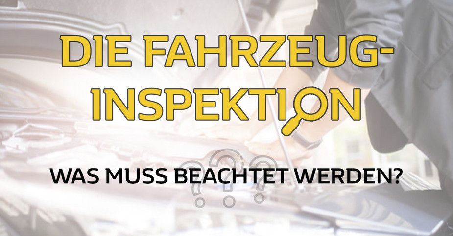 Überschrift Fahrzeuginspektion